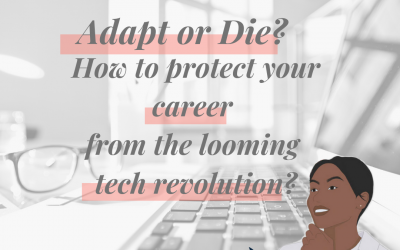 Protect Your Career From Tech Revolution
